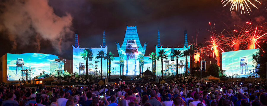 Hollywood Studios Star Wars Dessert Party Now Booking For September