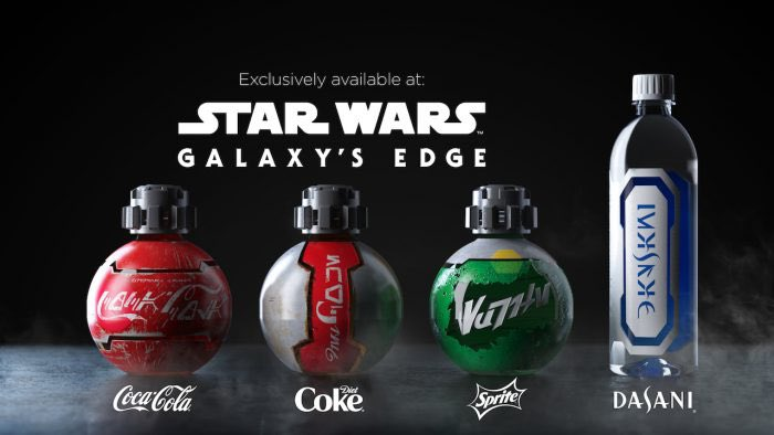 TSA Allows Star Wars: Galaxy`s Edge Bottles On Flights After Internet Outrage