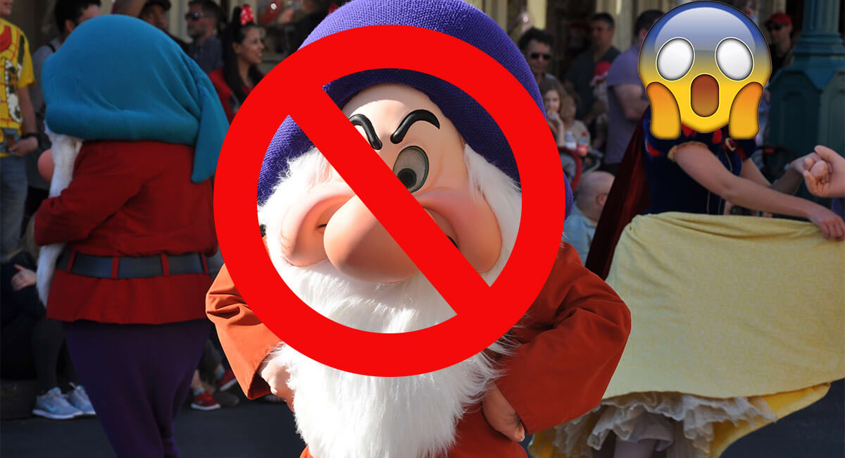 Disney To Start Ejecting Unhappy And Upset Guests From Parks