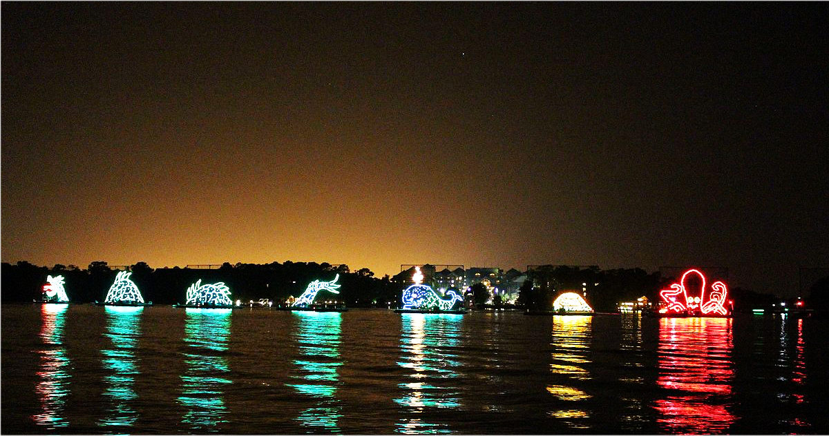 Electrical Water Pageant Returning December 20th