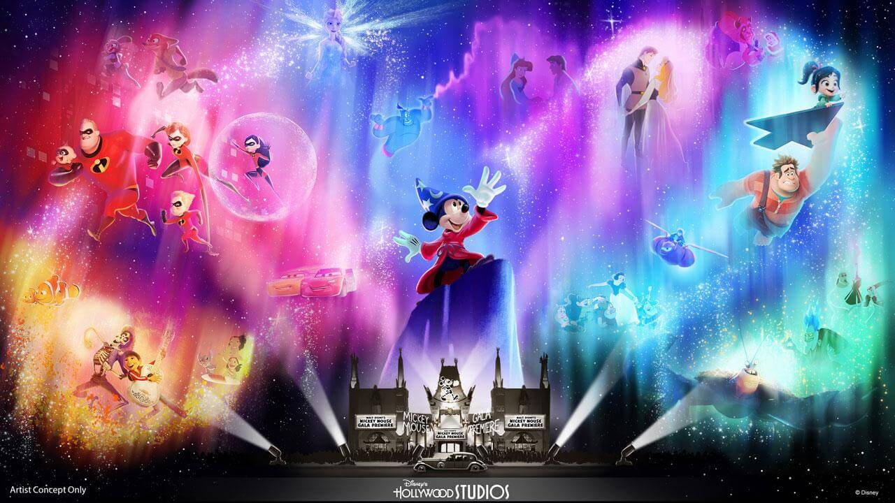 Wonderful World of Animation To Debut At Hollywood Studios
