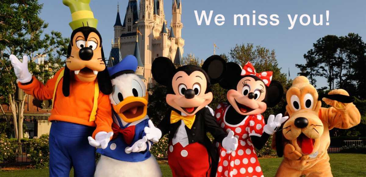 Walt Disney World To Begin Reopening July 11th
