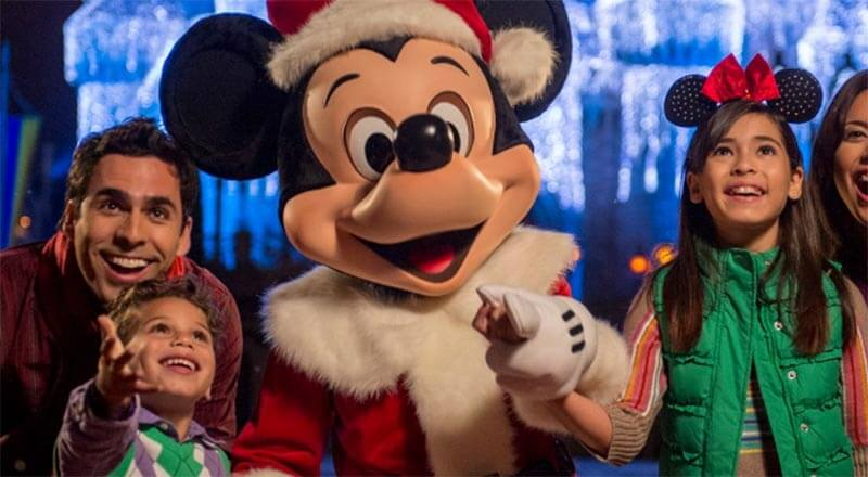 Mickeys Very Merry Christmas Party 2017 Now Booking
