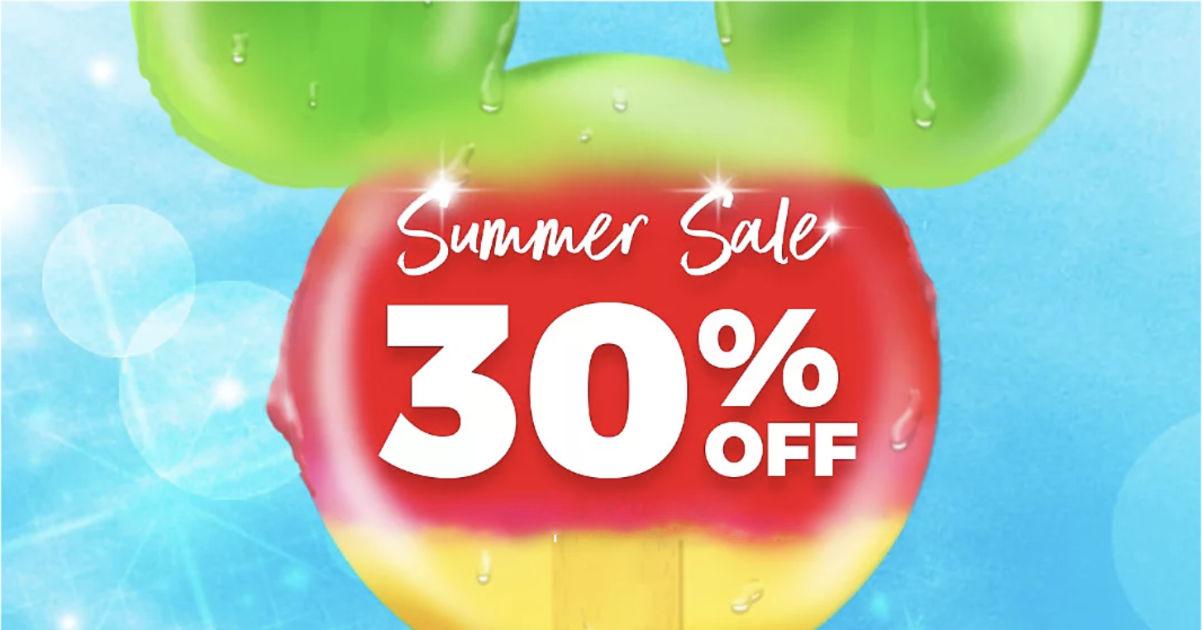 shopDisney 30% Off Summer Sale Now Live