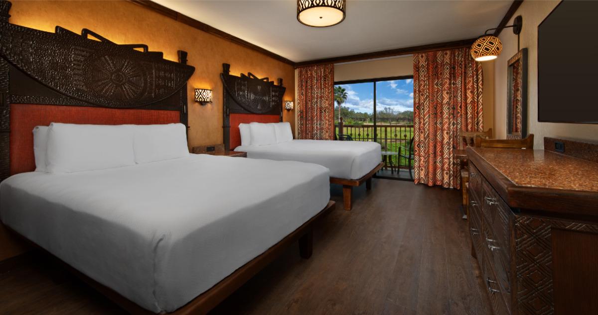 Disneys Animal Kingdom Lodge Jambo House - Now Booking For 2022