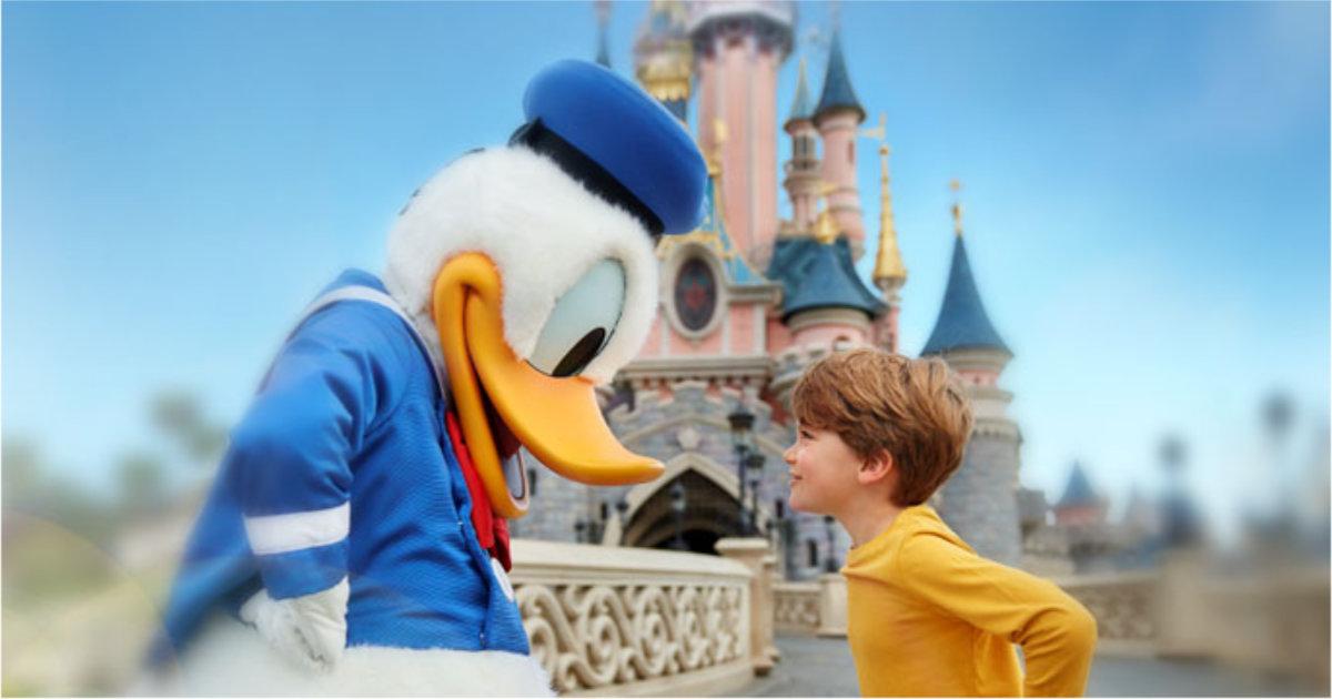Disneyland Paris Free Dining + Free Cancellation Offer For April 2021
