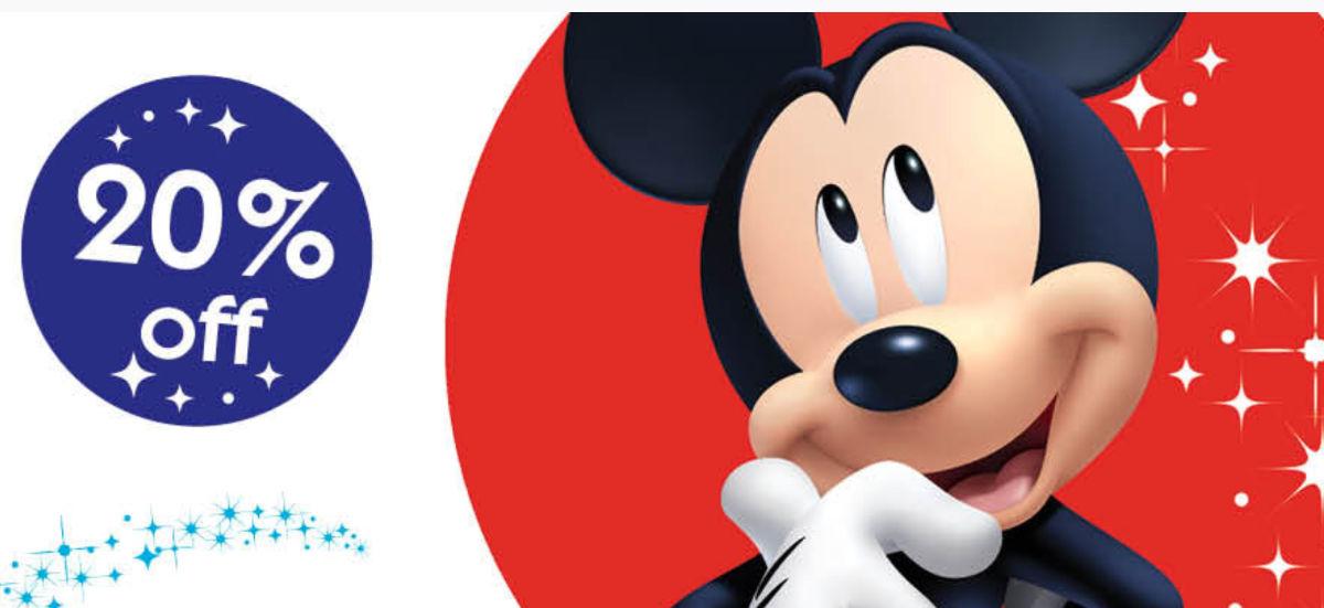 20% Off EMP Disney Collection
