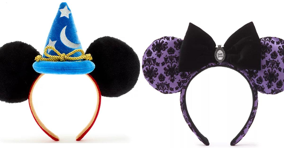 Even More Walt Disney World Ears Added To ShopDisney