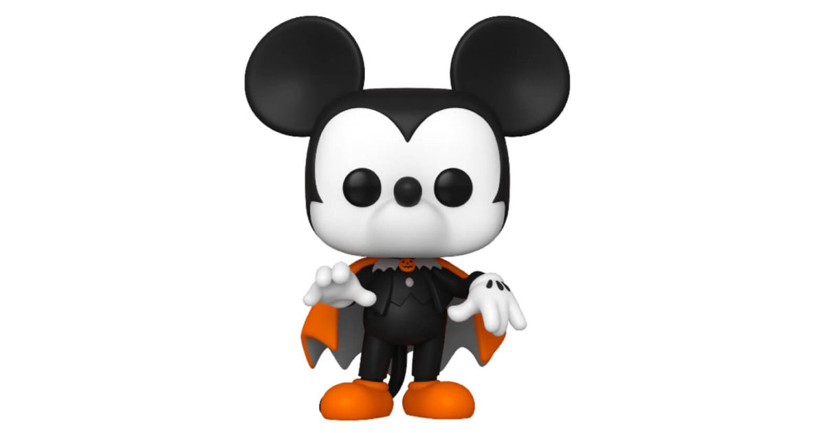 Preorder The New Halloween Mickey Funko Pop