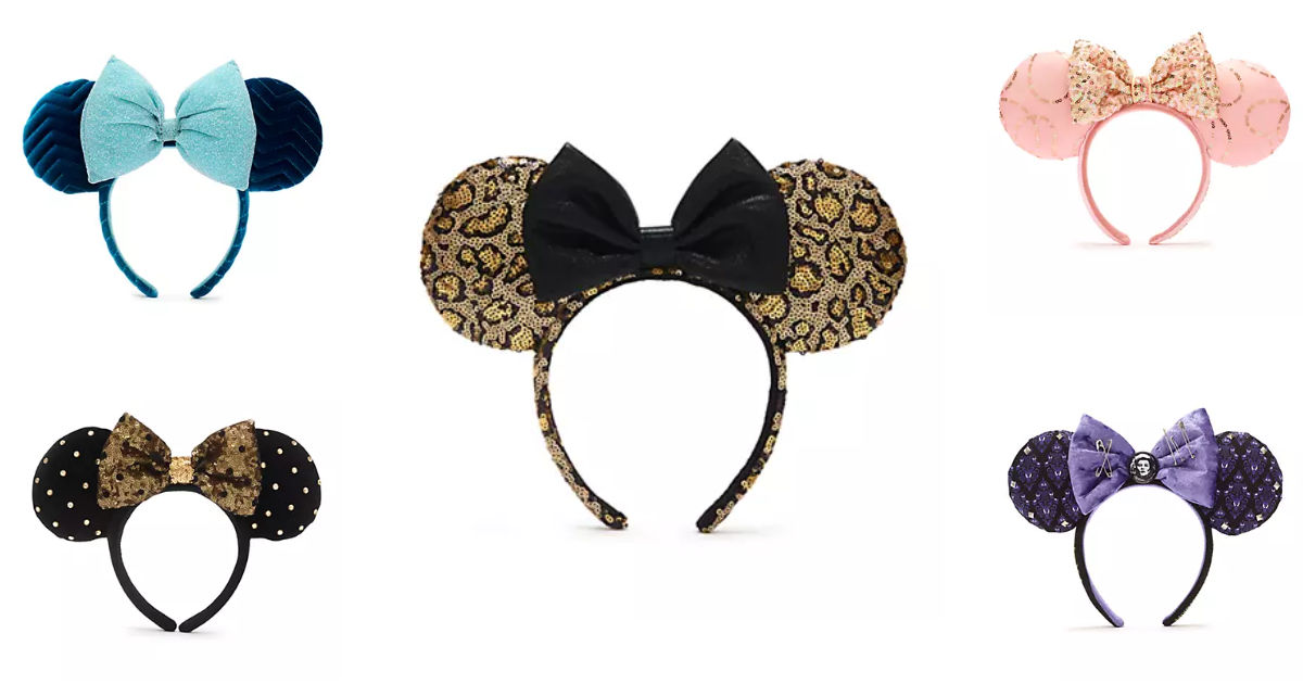 New Disney Parks Minnie Mouse Ears Comes To shopDisney