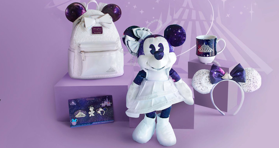 Minnie Mouse The Main Attraction Monthly Collectible Now Available