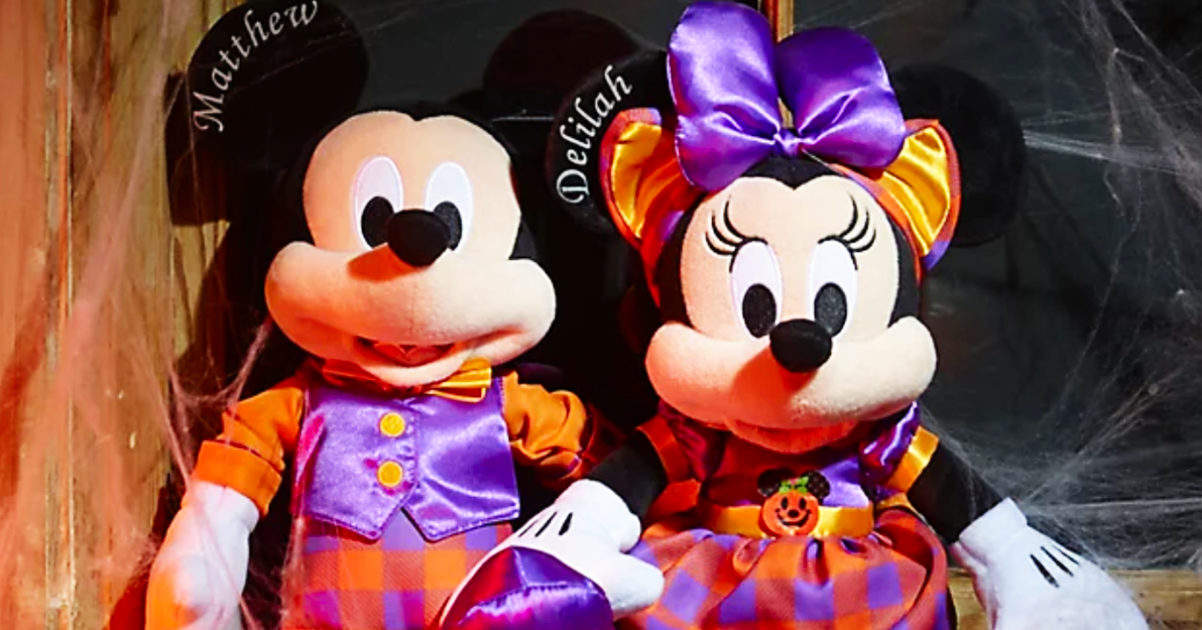3 For 2 On Selected Halloween ShopDisney Items