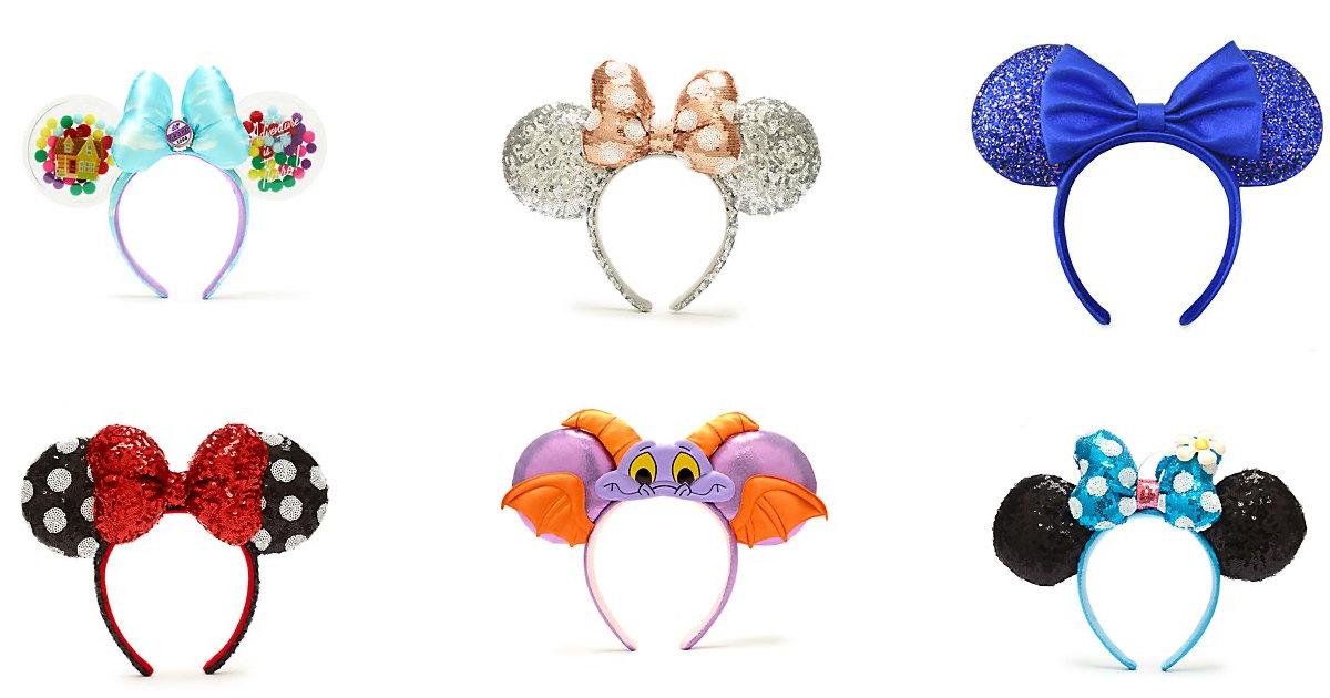 Select Walt Disney World Headbands Now Available On ShopDisney UK