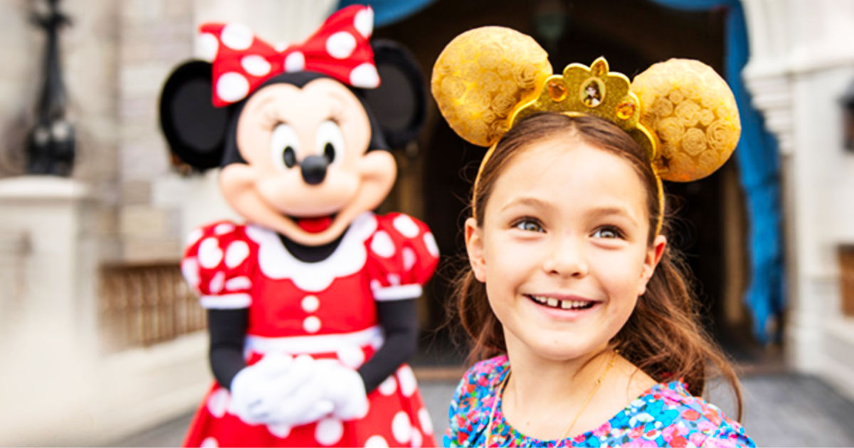 Disney World Hotel + Ticket Package From £898pp For Summer 2022