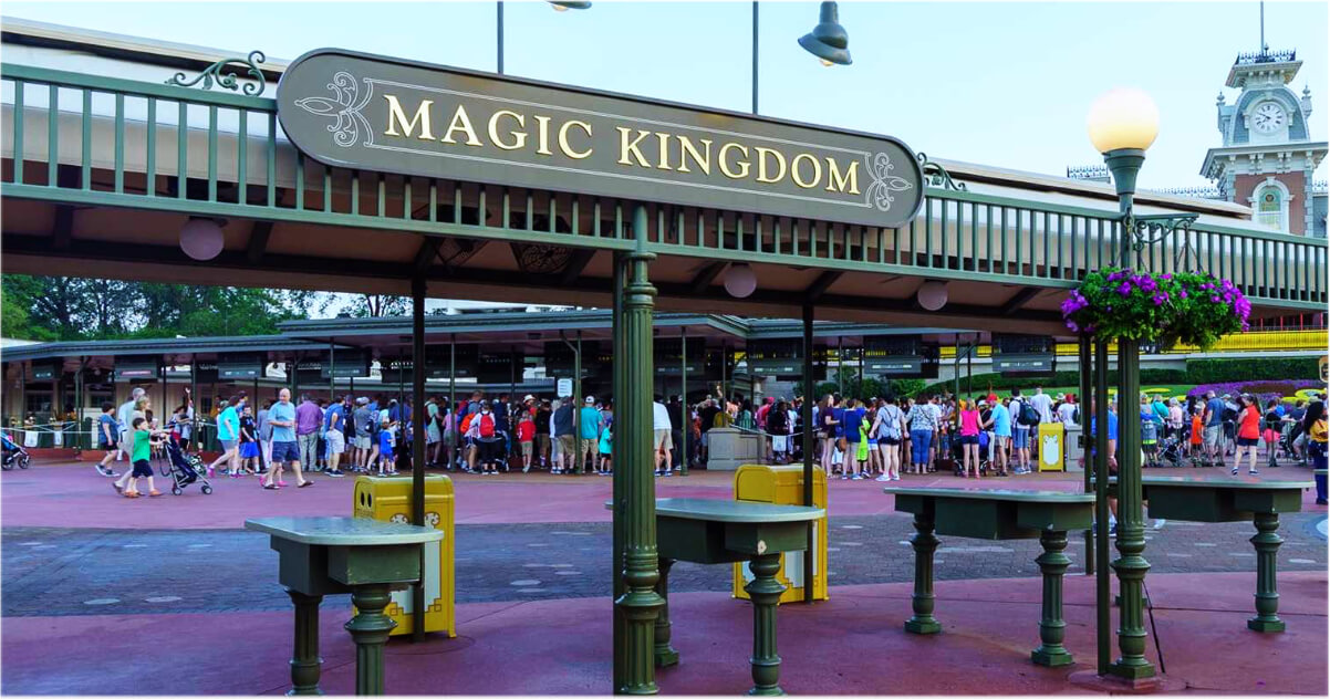 9 Tips On Getting Through Disney World Security Quickly