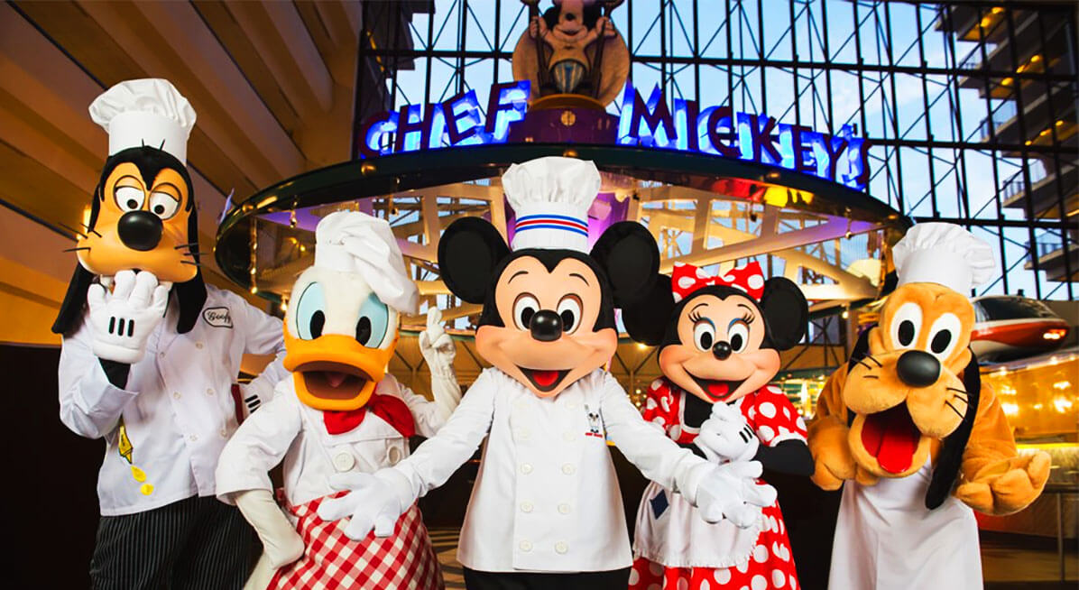 Trading Up And Down Disney Dining Plan Credits Guide