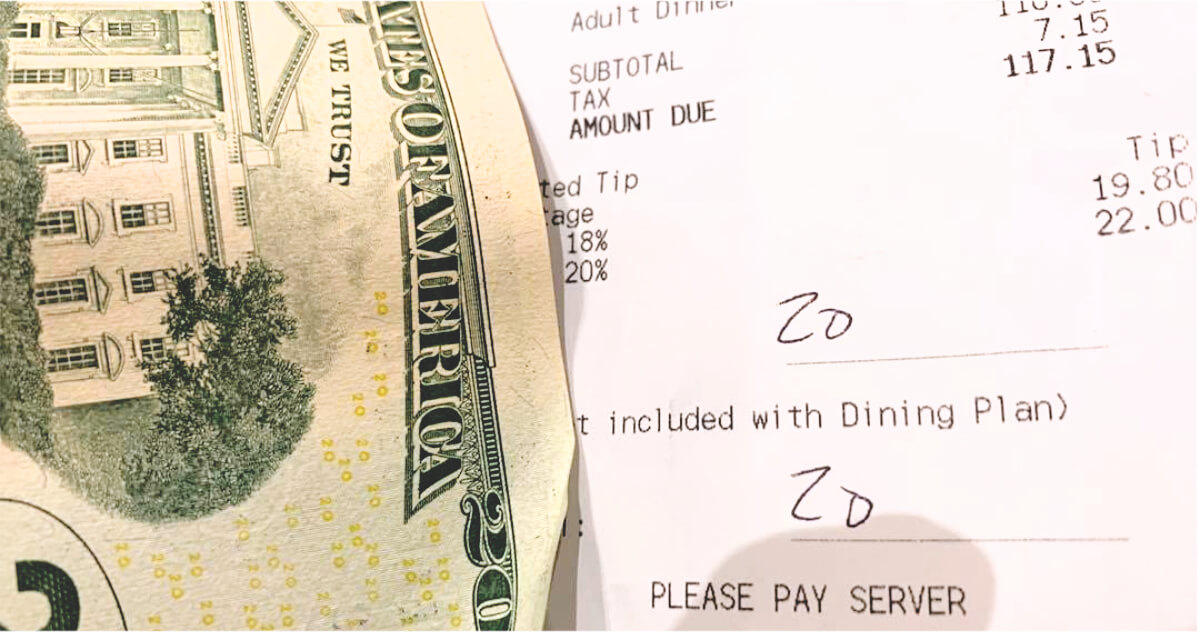 Lets Discuss Tipping At Disney World