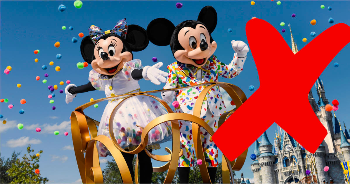Do Not Book Disney World 2021 Yet