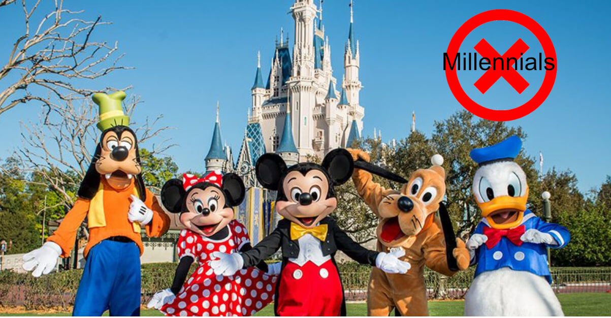 RESPONSE: Childless Millennials Going To Disney World Is Weird