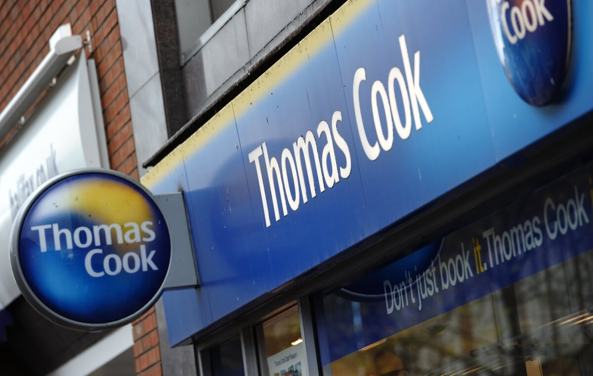 How To Get My Thomas Cook Money Back
