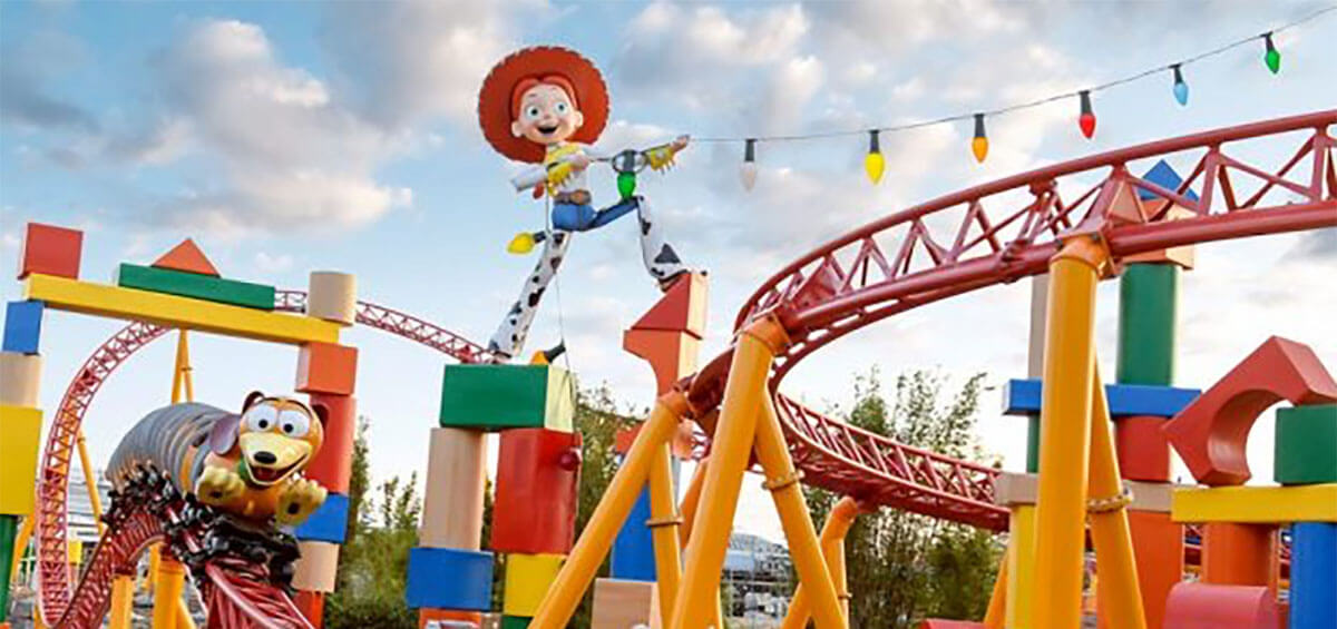 Toy Story Land Preview Photos And Videos