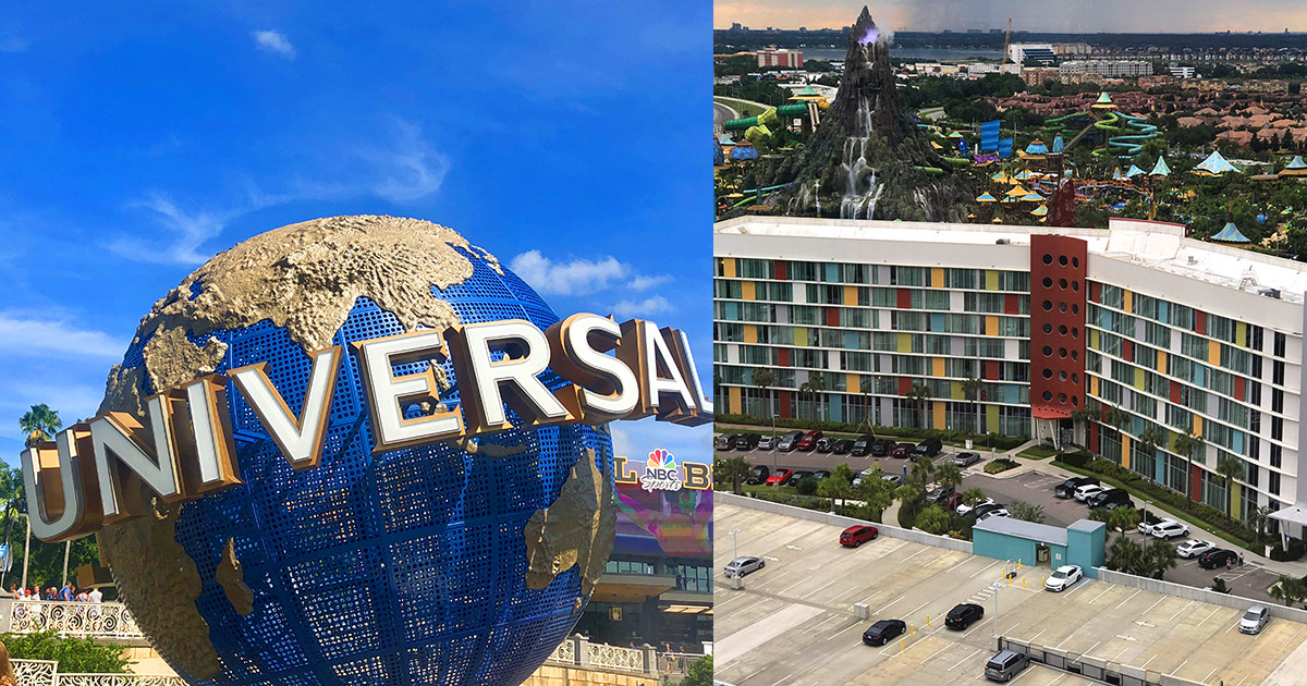 Universal Orlando And Cabana Bay Resort Mega Review
