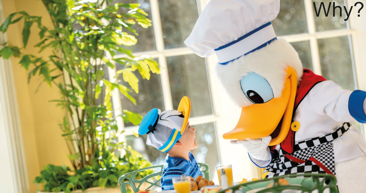 Why The UK Gets Better Disney Free Dining Deal