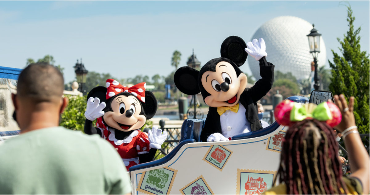 "Walt Disney World ""Wish You Were Here"" Free Nights Offer"