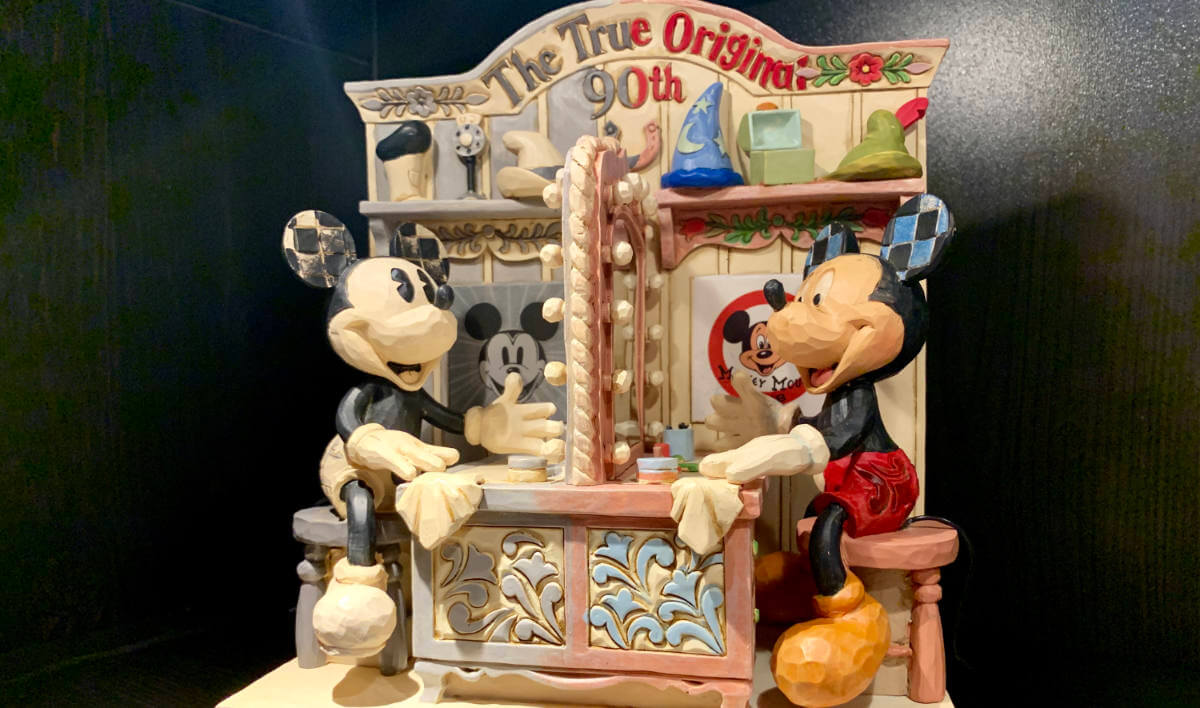 Disney Traditions Jim Shore Mickey The True Original