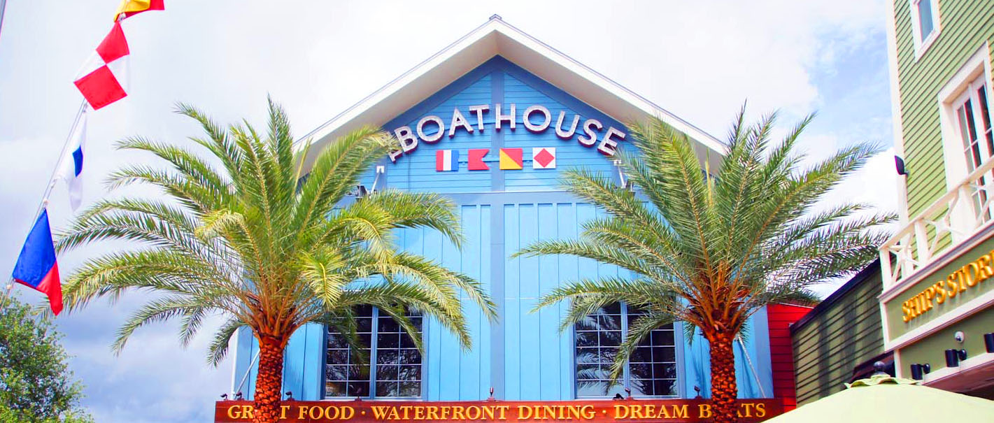 Boathouse Disney Springs Review