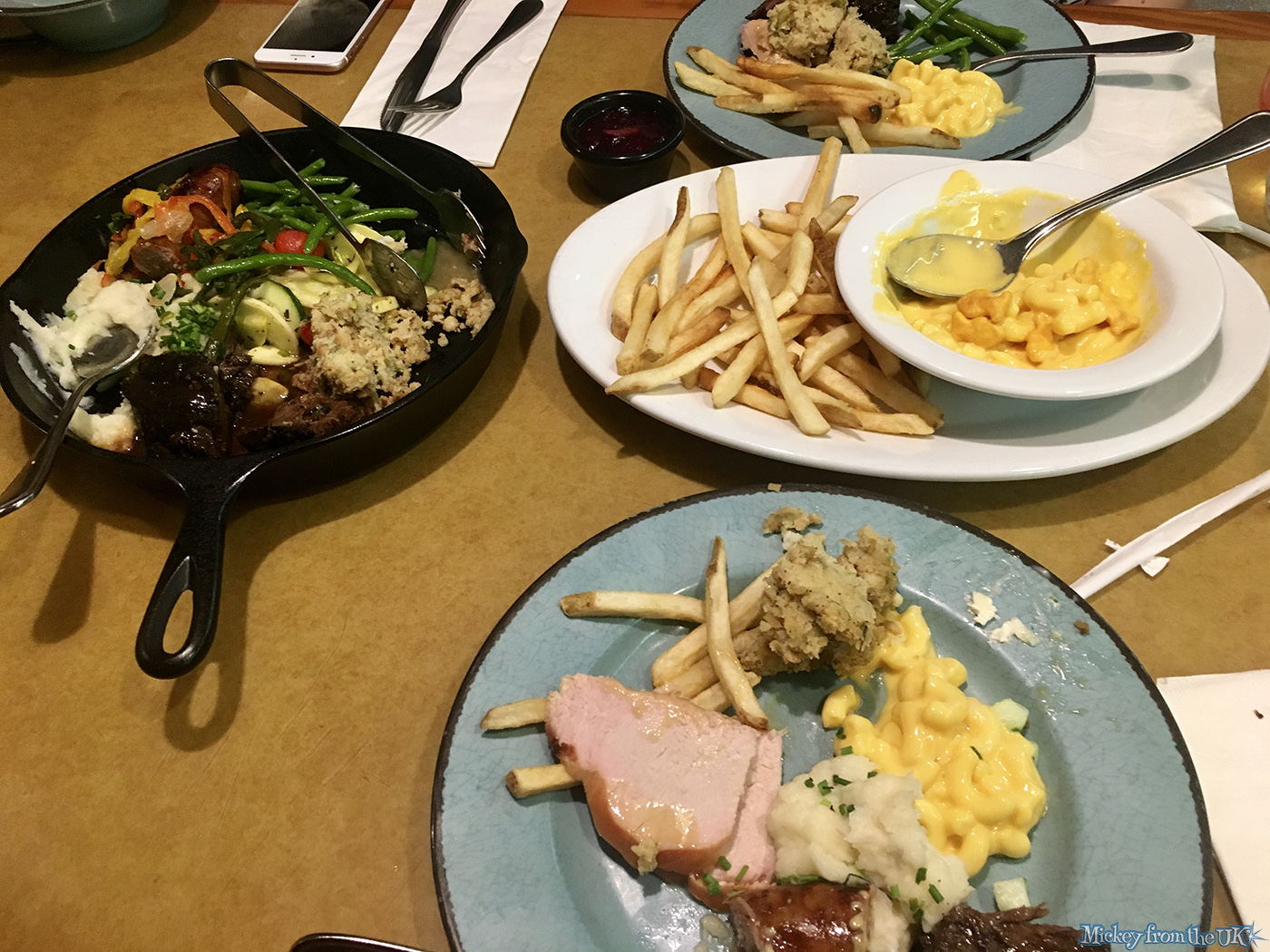 Garden Grill Epcot Review 2017