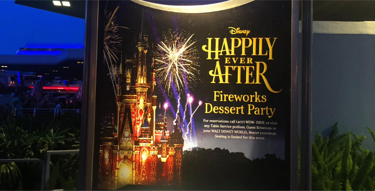 Happily Ever After Dessert Party Review 2018