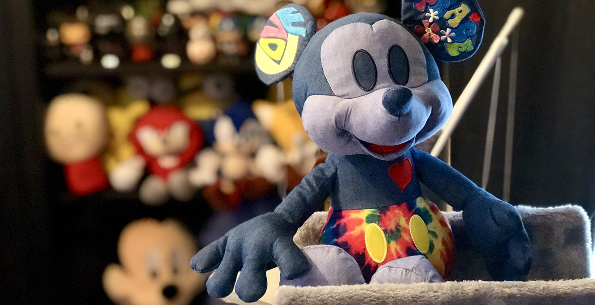 Monthly Mickey Mouse Memories June