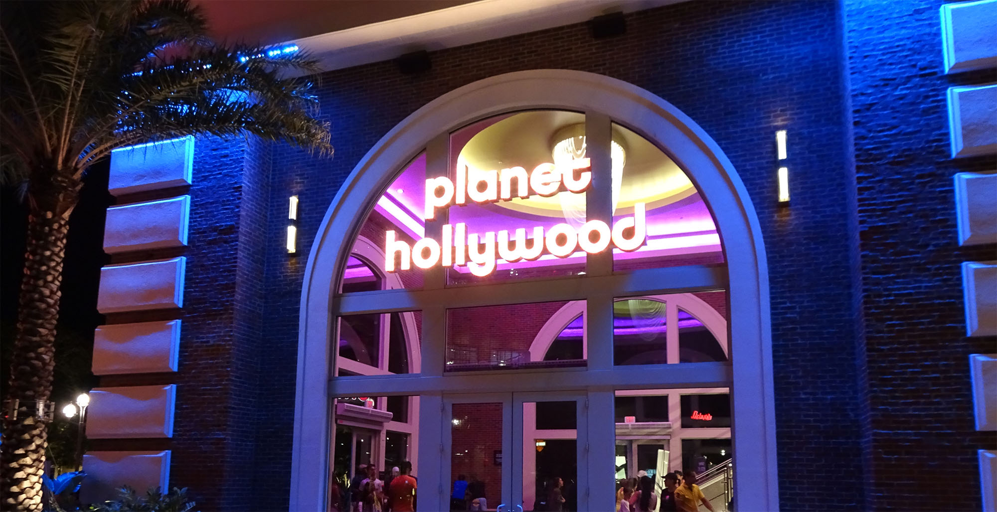 Planet Hollywood Disney Springs Review 2017