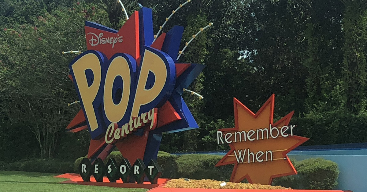 Pop Century Resort Review 2018